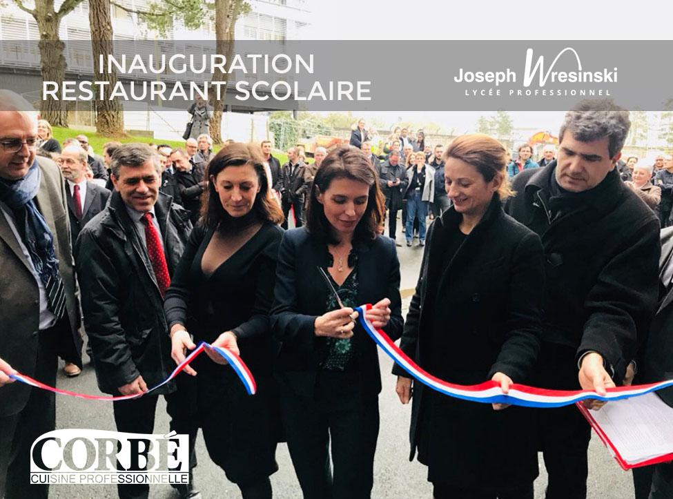 Inauguration-Restaurant-Scolaire-Wresinsky-Corbé-Cuisine-Professionnelle-Une