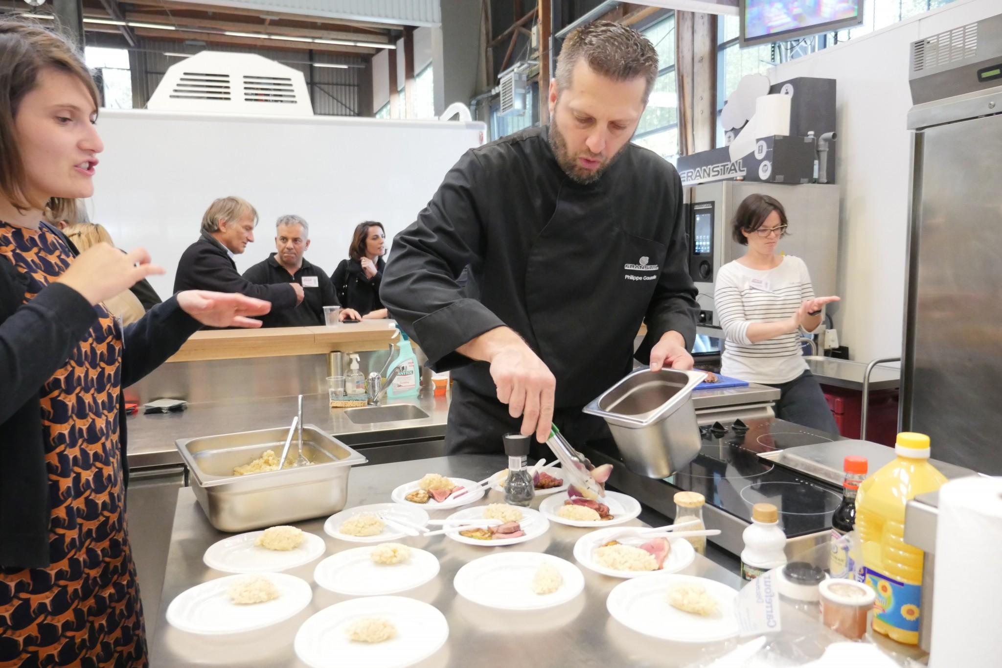 Serbotel 2017-Corbé Cuisine-Franstal