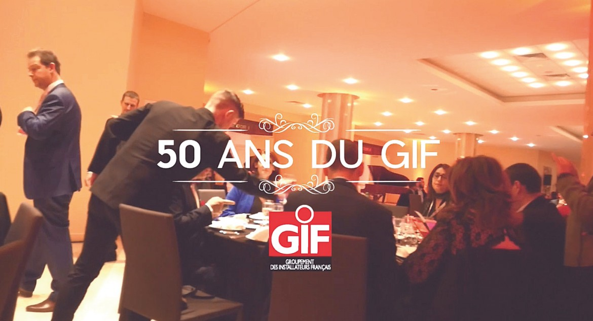 Convention 50 ans du GIF