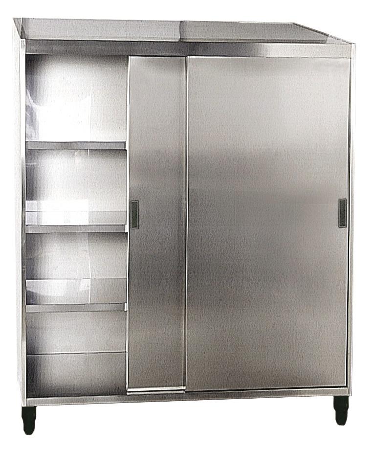 armoire haute porte coulissant 1800x600x1900. Black Bedroom Furniture Sets. Home Design Ideas