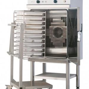 FOUR AIR'T CFE710RTC 10 X GN1/1 A CHARIOT INTEGRE pour cuisine professionnelle