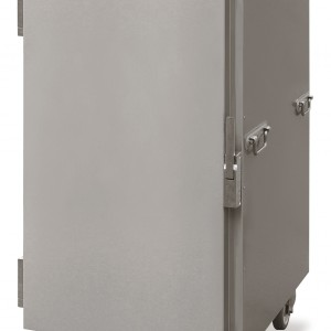 CHARIOT CHAUFFANT VNTILE 600 X 400 ISOLE 12 ETAGES pour cuisine professionnelle