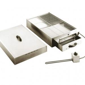 FUMOIR ELECTRIQUE AUTOMATIQUE 1 NIVEAU pour cuisine professionnelle