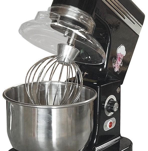 BATTEUR MELANGEUR 5 L - 3 VITESSES pour cuisine professionnelle