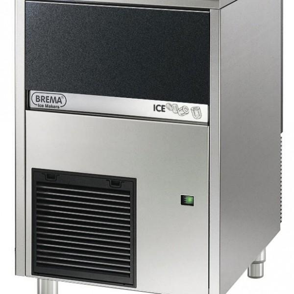 MACHINE À GLAÇONS CREUX 35 KG pour cuisine professionnelle