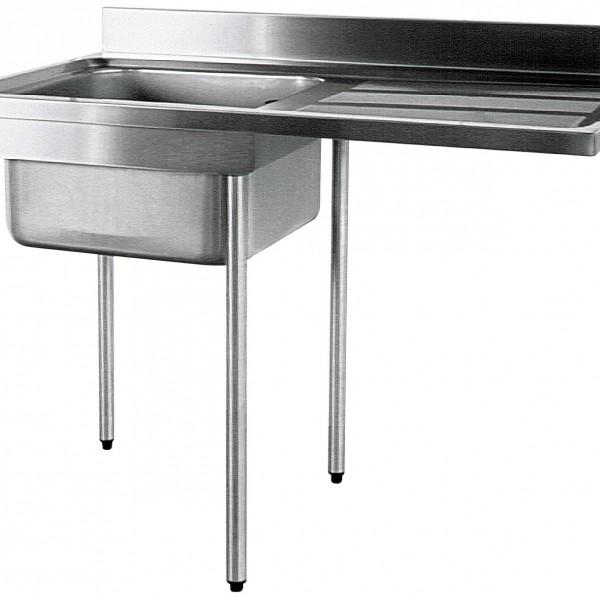 Plonge 1800x700 speciale machine a laver pieds for Plonge cuisine professionnelle