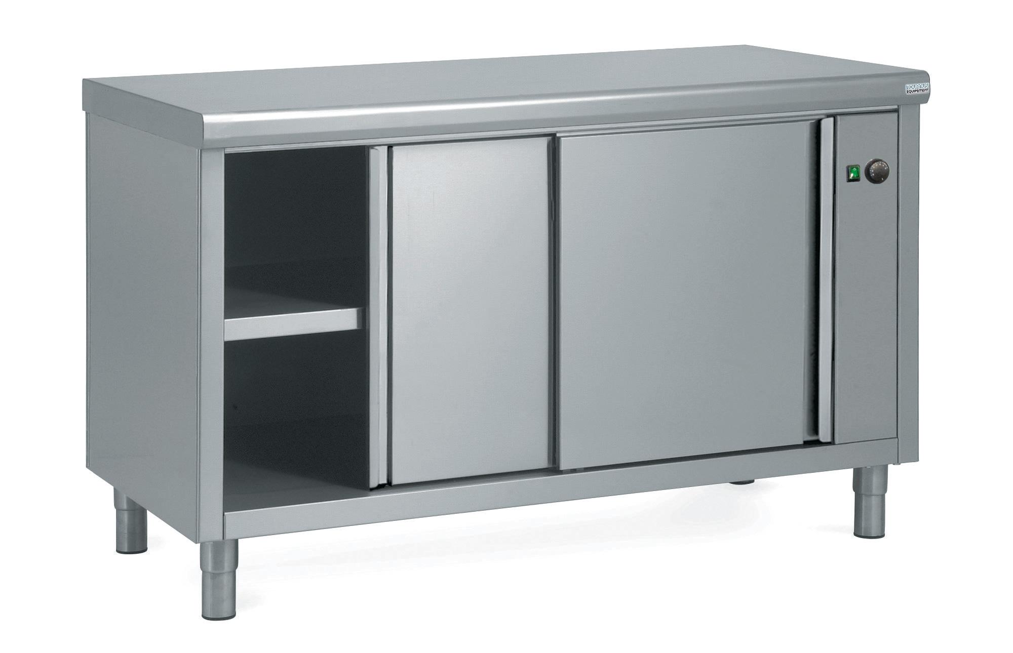 Meuble chauffant 700x1600 interieur dessus portes for Meuble bas cuisine porte coulissante