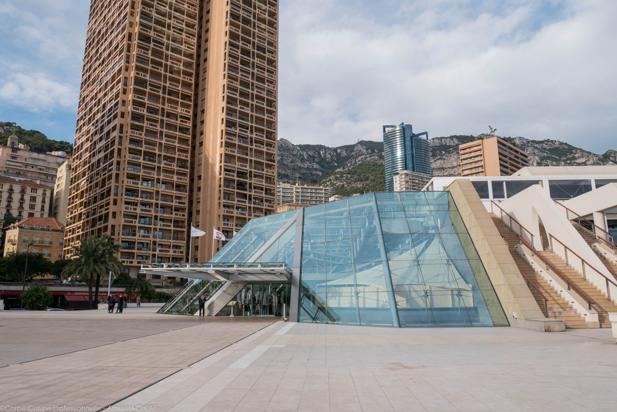 Convention 50ans GIF-Corbé Cuisine-Forum Cirque Monaco