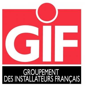 logo GIF : Groupement des Installateurs Français