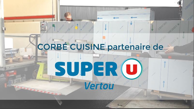 Miniature - Super U Vertou Laverie