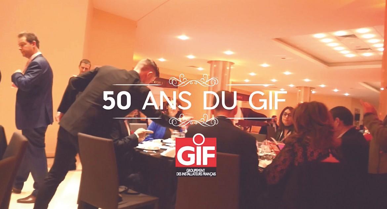 Convention 50 ans du GIF