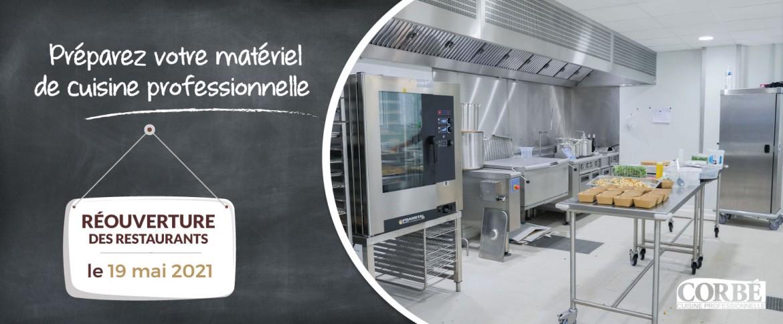 Réouverture-Restaurant-Corbé-Cuisine-Professionnelle-