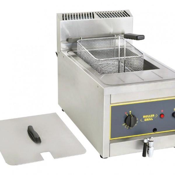FRITEUSE MODULAIRE GAZ 12 L pour cuisine professionnelle